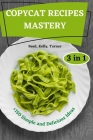 COPYCAT RECIPES MASTERY 3 in 1 Cover Image