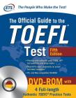 The Official Guide to the TOEFL Test with DVD-ROM, Fifth Edition Cover Image