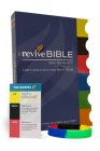 Revivebible Gospel-Tabbed New Testament Bible Kit (English Edition) Cover Image