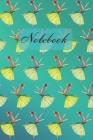 Notebook: Giraffes Dance - Diary / Notes / Track / Log / Journal, Book Gifts For Dad Mom Boys Girls Friends Kids Teens 6x9