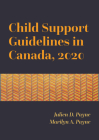 Child Support Guidelines in Canada, 2020 Cover Image