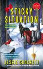 A Sticky Situation (A Sugar Grove Mystery #3) Cover Image