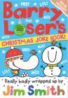 Barry Loser's Christmas Joke Book Cover Image