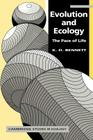 Evolution and Ecology: The Pace of Life (Cambridge Studies in Ecology) Cover Image