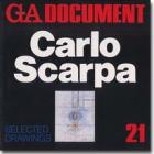 GA Document 21 - Special Issue: Carlo Scarpa Cover Image