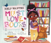 Help Wanted, Must Love Books Cover Image