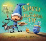 Shmelf the Hanukkah Elf Cover Image