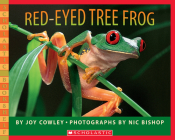 Red-eyed Tree Frog (Scholastic Bookshelf) Cover Image