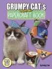 Grumpy Cat's Miserable Papercraft Book Cover Image
