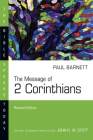 The Message of 2 Corinthians (Bible Speaks Today #2) Cover Image
