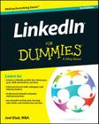 Linkedin for Dummies, 3/E Cover Image