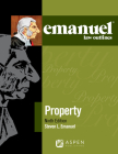 Emanuel Law Outlines for Property Cover Image