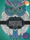 Coloring Book-Magnificent Creatures and More: Kaleidoscope Coloring Cover Image