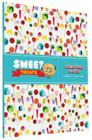 Sweet Treats Wrapping Paper: 12 Sheets ] 20 Gift Tags! Cover Image