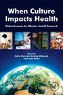 When Culture Impacts Health: Global Lessons for Effective Health Research Cover Image