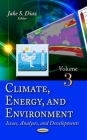 Climate, Energy & Environment Volume 3 Cover Image