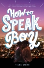 How to Speak Boy Cover Image
