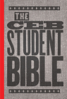 The Ceb Student Bible: United Methodist Confirmation Edition--Hardcover Cover Image