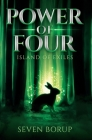 Power of Four, Book 1: Island of Exiles Cover Image