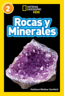 National Geographic Readers: Rocas y minerales (L2) Cover Image