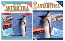 Exploring Antarctica, Grades 5 - 8 Cover Image