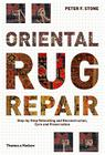 Oriental Rug Repair: Step-By-Step Reknotting and Reconstruction, Care and Preservation Cover Image