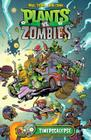 Plants vs. Zombies Volume 2: Timepocalypse Cover Image