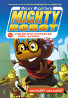 Ricky Ricotta's Mighty Robot vs. the Stupid Stinkbugs from Saturn (Ricky Ricotta's Mighty Robot #6) (Library Edition) Cover Image