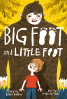 Big Foot and Little Foot (Book #1) Cover Image