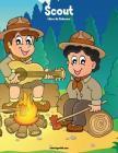 Scout Libro da Colorare 1 Cover Image