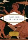 Poems from Greek Antiquity (Everyman's Library Pocket Poets Series) Cover Image