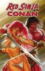 Red Sonja/Conan: The Blood of a God Cover Image