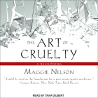 The Art of Cruelty: A Reckoning Cover Image
