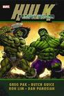 Hulk: Planet Skaar Cover Image