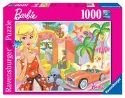 Vintage Barbie 1000 PC Puzzle Cover Image