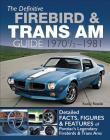 Def Firebird & Trans Am Gd:1970 1/2-1981 Cover Image