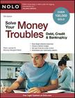 Solve Your Money Troubles: Debt, Credit & Bankruptcy Cover Image