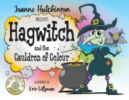 Hagwitch and the Cauldron of Colour Cover Image