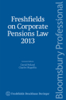 Freshfields on Corporate Pensions Law 2013 Cover Image