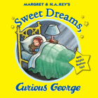 Sweet Dreams, Curious George Cover Image