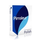 Pimsleur Polish Conversational Course - Level 1 Lessons 1-16 CD: Learn to Speak and Understand Polish with Pimsleur Language Programs (Pimsleur Instant Conversation) Cover Image
