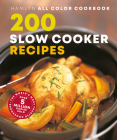 200 Slow Cooker Recipes Cover Image