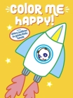 Color Me Happy! Yellow Cover Image