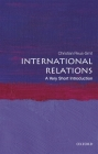 International Relations: A Very Short Introduction Cover Image