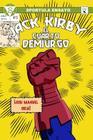 Jack Kirby. El cuarto demiurgo Cover Image
