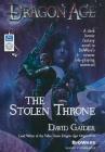 Dragon Age: The Stolen Throne (Dragon Age (Audio)) Cover Image