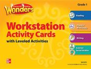 Reading Wonders, Grade 1, Workstation Activity Cards Package (Elementary Core Reading) Cover Image