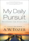 My Daily Pursuit: Devotions for Every Day Cover Image