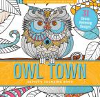 Color Bk Owl Town Cover Image