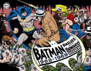 Batman: The Silver Age Newspaper Comics Volume 2 (1968-1969) Cover Image